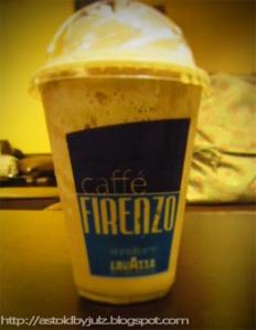 caffe firenzo mud slide