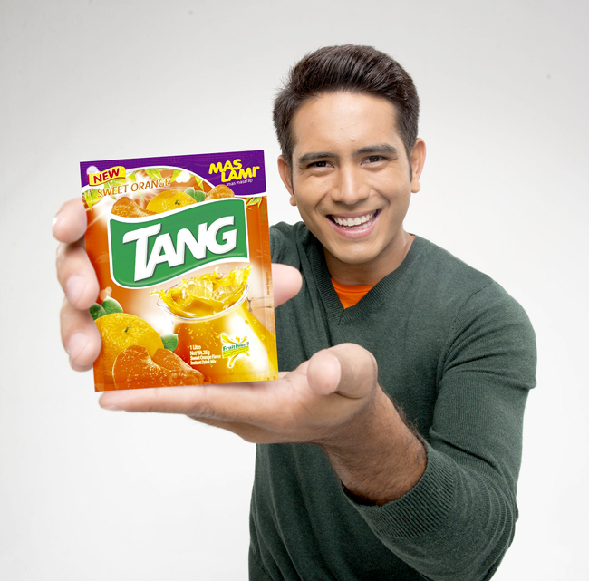 gerald anderson tang sweet orange