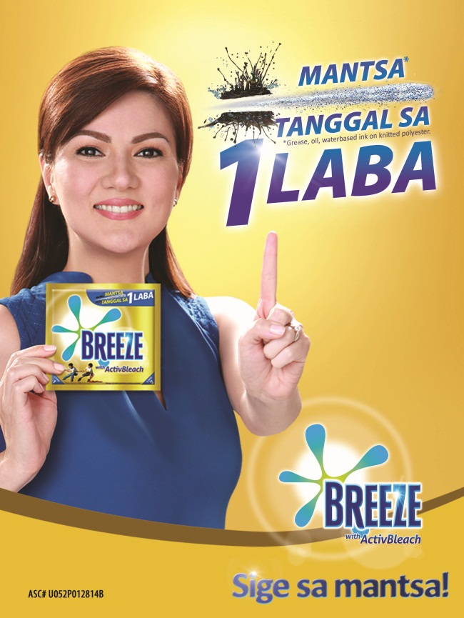 Breeze ActivBleach 1 laba day