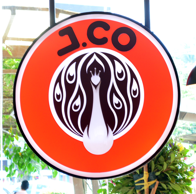 jaco donuts and coffee logo