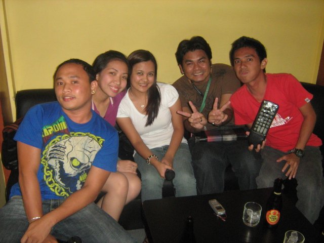 A few years ago with my former colleagues. Hi, Flexmerchant peeps!