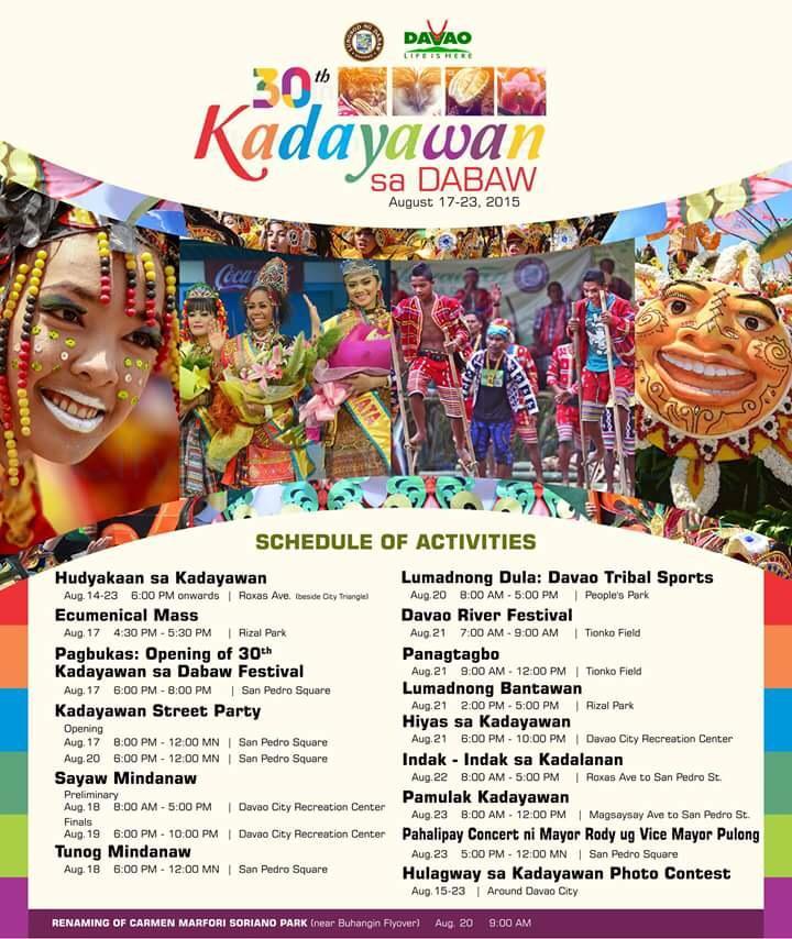 Kadayawan 2015