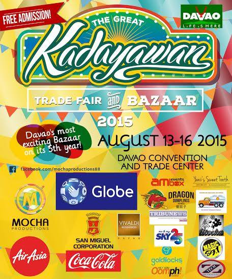 the great kadayawan trade and fair bazaar