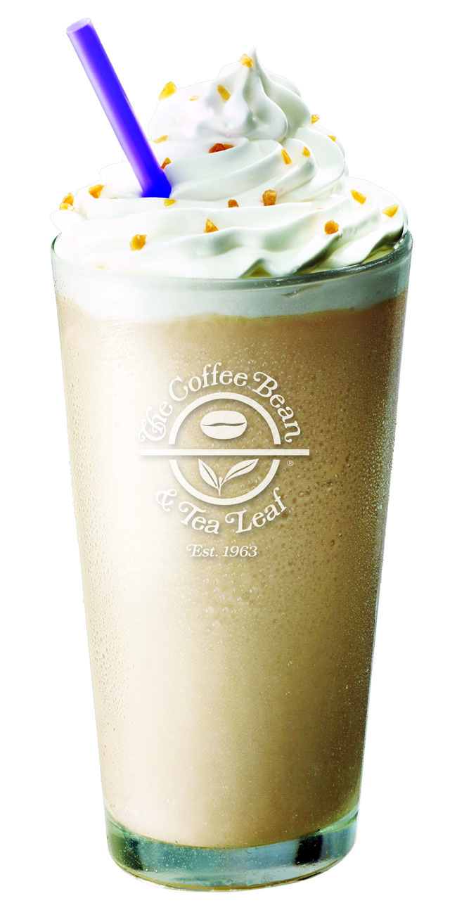 Toffee Nut Ice Blended