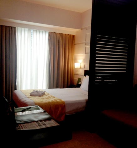 Remington Hotel premier room
