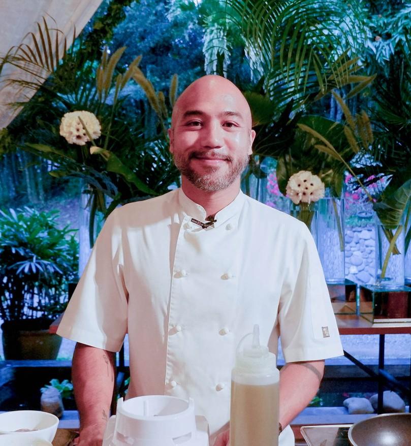 Chef JP Anglo