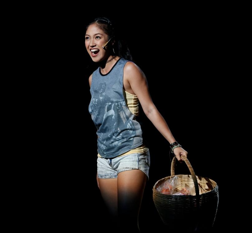 A new Joy. Gab Pangilinan takes on the young heroine of Resorts World Manila_s Ang Huling El Bimbo