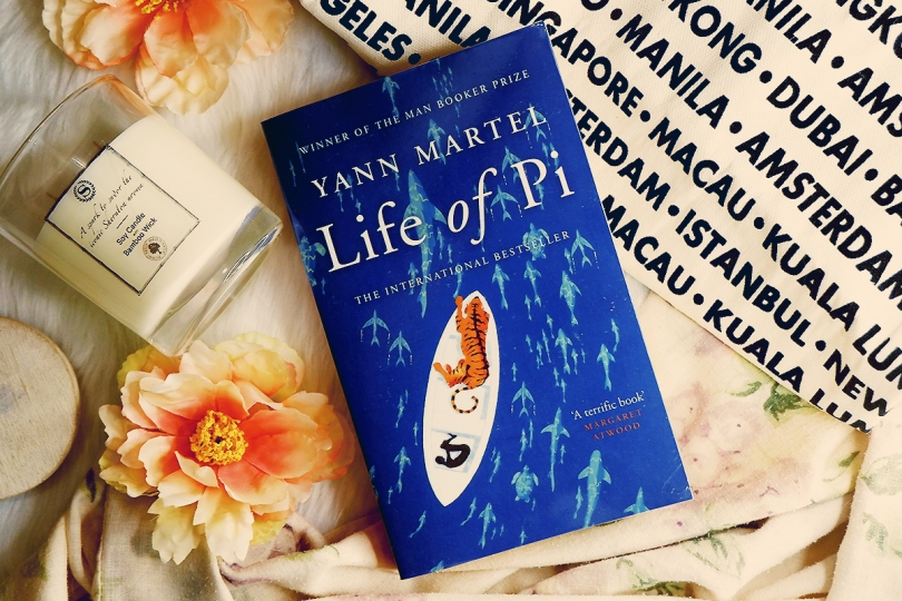 Book Review: Life of Pi by Yann Martel (The Book that Changed My ...